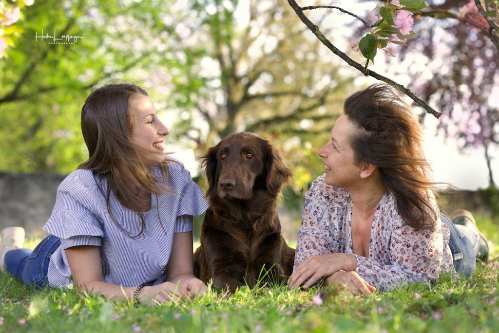 Tierfotografie Familie